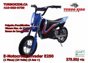 TURBO KIDS, Quads, Motos et Voiture Électriques  (418-933-9759)