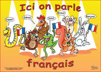 French (from France) lessons all levels adults and children