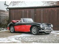 1962 Austin Healey BJ7 MK. II A Petrol Manual