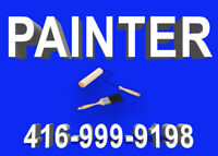 Painter, House Painter, Condo Painting, Best Rates Offered!