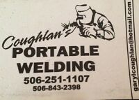 Coughlan's Portable Welding