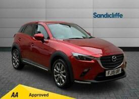 image for 2019 Mazda CX-3 2.0 Sport Nav + 5 door Hatchback Petrol Manual
