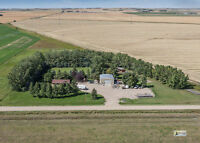 Beautiful Acreage for Sale