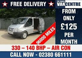 FORD TRANSIT T330 SWB 140 BHP AIR CON 3 SEATS
