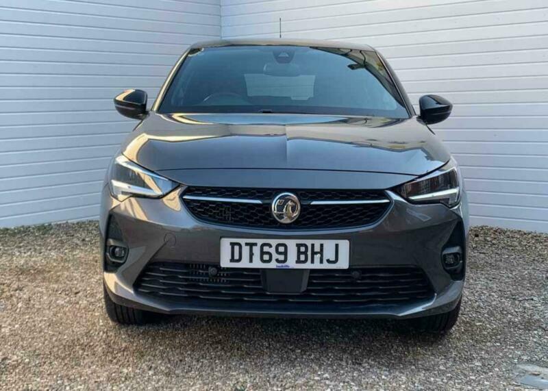 2020 Vauxhall Corsa 1.2 Turbo SRi Premium 5 door Hatchback Petrol Manual