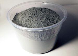 Silicon Carbide  Lapidary 600 Grit - 1 lb (16 oz, 455 g)