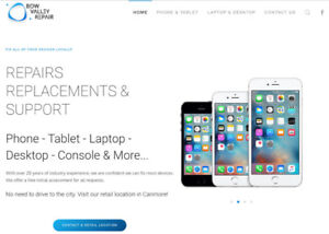 Banff  Canmore Phone, Tablet and PC/Mac Repair: iPhone 5, 6, 7,8