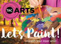 Let's Paint - Paint Night Parties in your own home!