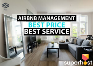 Airbnb Management+Cleaning Cohost short-term rental [BEST PRICE]