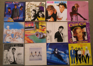 70's and 80's albums.....some have sold