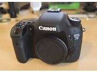 Canon 7D Mint condition! Only 14k Shutter count