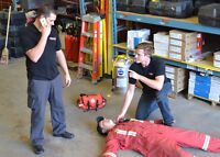 First Aid & CPR training/supplies