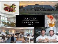 Waiters at Galvin Centurion Golf Club