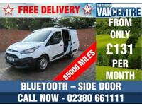 FORD TRANSIT CONNECT 200 1.6 TDCI SWB BLUETOOTH SIDE DOOR