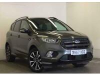 2017 Ford Kuga 1.5 TDCi ST-Line 5 door Automatic 2WD SUV Diesel Automatic