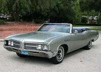 WANTED RECHERCHÉ: Buick Lesabre 1968