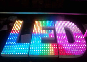 Edmonton Programmable LED Signs In Any Size!