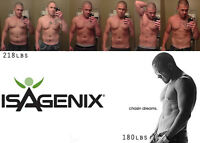 LOSE 15-23 POUNDS in30 Days in time for summer with ISAGENIX!