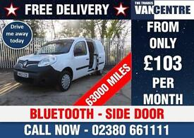 RENAULT KANGOO MAXI LL21 DCI LWB BLUE TOOTH SIDE DOOR