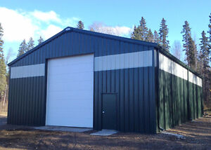 PRE ENGINEERED STEEL BUILDING FOR SARNIA ONTARIO