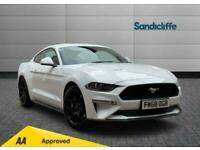 2019 Ford Mustang 2.3 EcoBoost 2dr Coupe Petrol Manual