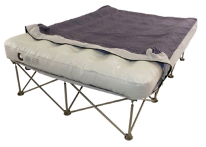 Queen size Wanderer anywhere bed. Camping bed
