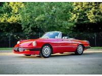 1985 Alfa Romeo Spider 2000 Convertible Petrol Manual