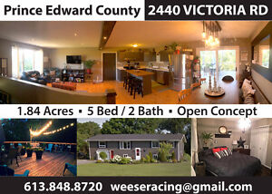 Prince Edward County Home For Sale