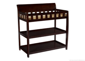 Delta Bentley 4-in-1 Crib and Change Table