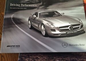 AMG MERCEDES BENZ 45 YEARS anniversary limited edition 84 pages