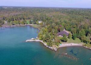 Magnificent Lake Huron Home
