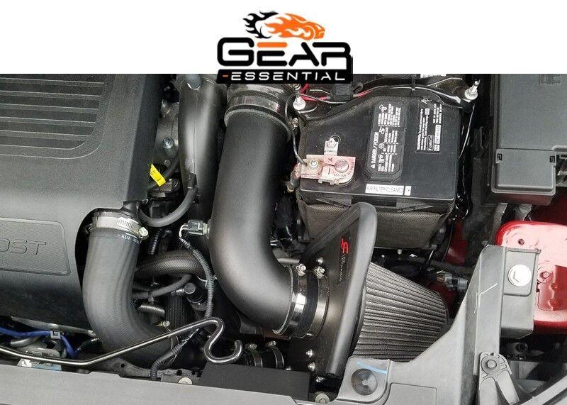 Filter Black Blue For 2013-2017 Ford Flex Taurus 3.5L V6 Non-Turbo Air Intake
