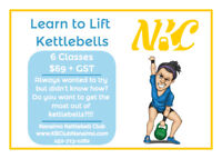 DISCOVER THE KETTLEBELL ADVANTAGE AT ONLY $12 PER CLASS!