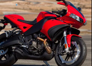 Buell 1125r superbike