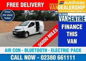 NISSAN NV200 DCI ACENTA SWB BLUETOOTH AIR CON ELECTRIC PACK