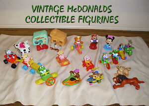 McDonalds Vintage Figurines in Mint Condition