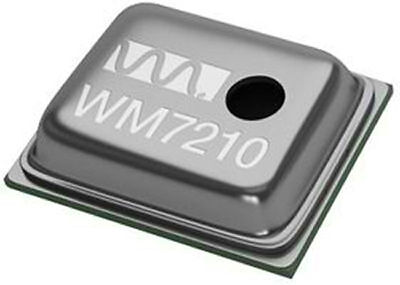 Qty 200 Mems Silicon Microphones Smd Wolfson Wm7210 Mics New Sealed Factory Pack