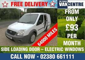FORD TRANSIT CONNECT SWB 1.8 TDCI SIDE LOADING DOOR ELECTRIC WINDOWS