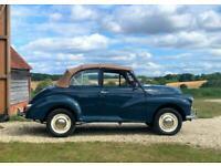 1967 Morris Minor Convertible Convertible Petrol Manual