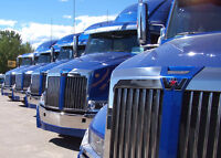 **Class 1 Drivers and Owner Operators**