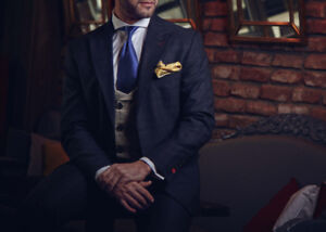 TAILOR-MADE BUSINESS SUITS
