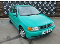 1995 Volkswagen Polo POLO 1.2 CL Hatchback Petrol Manual