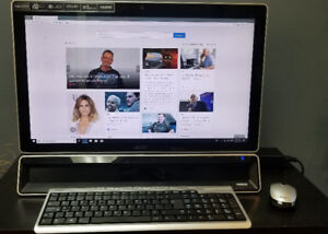 """Acer 23"""" All-in-one touchscreen desktop PC"""