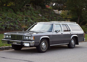 1981 Mercury Station Wagon MUST SEE!!