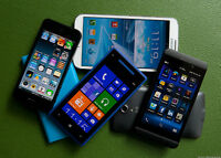BUYING MOST CELL PHONES - APPLE, SAMSUNG, HTC, BLACKBERRY, ECT