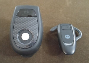 Bluetooth Headset and Car Hands Free - Motorola H350, T305