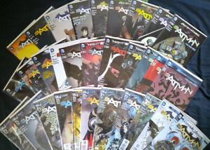 170+ DC New 52 Comic Lot Batman Snyder Superman Justice League