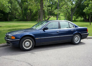 1998 BMW 740i Luxury and Performance!