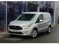 2020 Ford Transit Connect 200 L1 Diesel 1.5 EcoBlue 120ps Limited Van Panel Van