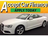 Audi A5 2.0TDI ( 177ps ) 2012MY S Line FROM £72 PER WEEK !